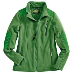SALE OWNEY Damen Fleecejacke JUNEAU green